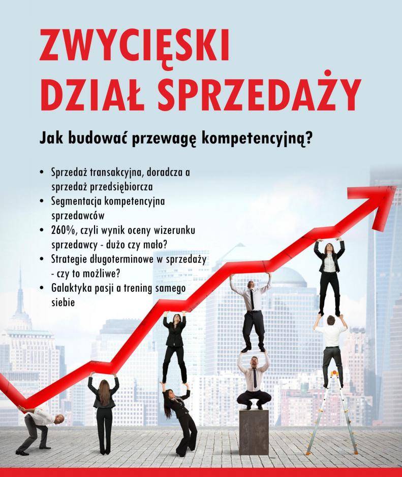 Zwycięski Dział Sprzedaży Jak budować przewagę kompetencyjną?